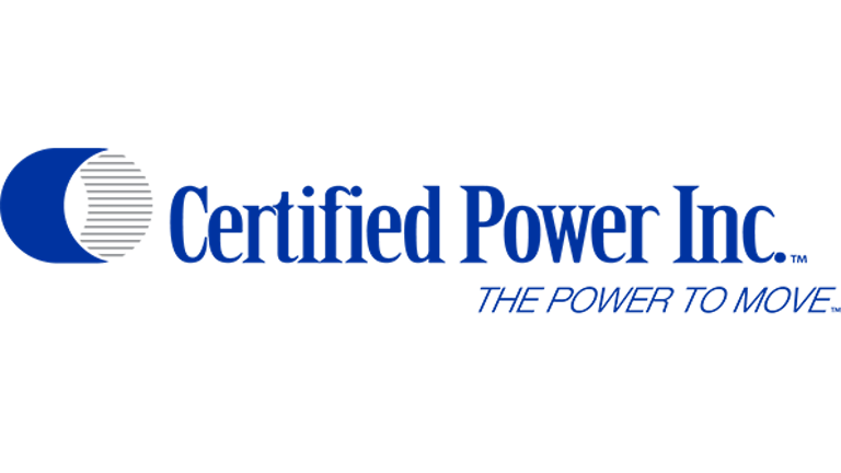 CERTIFIED POWER 1